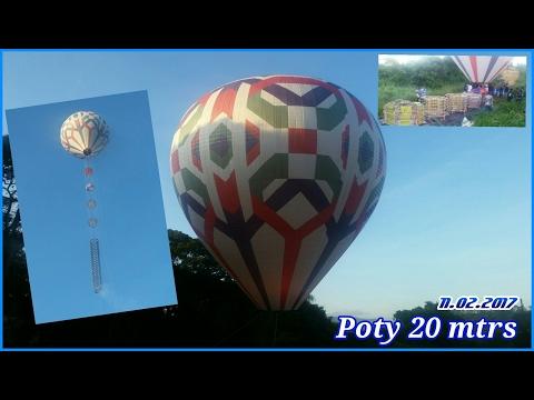 Truff Poty 20 mtrs Fogueteiro