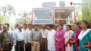 Headline - Special bus for working woman | Mumbai Live