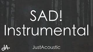 SAD! - XXXTENTACION (Acoustic Instrumental)