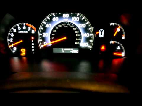 Honda Odyssey VSA and Check Engine Light (and vibrations)