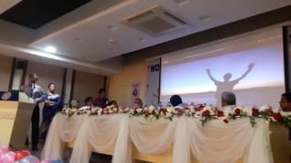 Ispahani Islamia Eye Institute and Hospital- World's  optometry day 2017 (prof Sarwar Alam)
