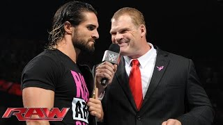 Stephanie McMahon announces Seth Rollins' Hell in a Cell opponent: Raw, Oct. 5, 2015