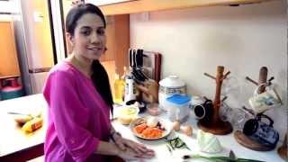 Real Cooking With Anis Nabilah - Episode 1 (Nasi Goreng / Fried Rice)