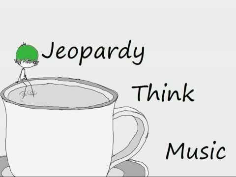 Jeopardy Think Music - youtube,youtuber,utube,youtub,youtubr ...