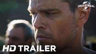 Jason Bourne - Trailer 1 (Universal Pictures) [HD]