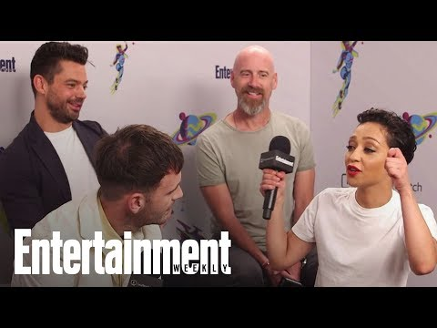 Xxx Mp4 Preacher Dominic Cooper On Filming A Harsh Scene That Was Cut SDCC 2018 Entertainment Weekly 3gp Sex