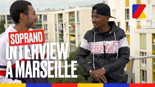 Interview : Soprano, la larme du Phœnix