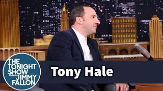 Tony Hale Is Pretty Sure His Wife Doesn