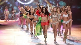 Victoria's Secret Fashion Show 2012 - Sneak Peek!
