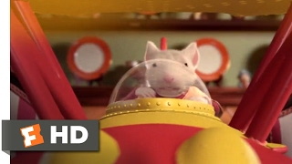 Stuart Little 2 (2002) - Flying in the House Scene (2/10) | Movieclips