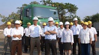 UD Trucks - Dengan Quester menuju masa depan