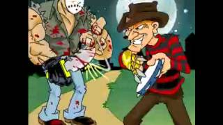 humortadela   Freddy x Jason
