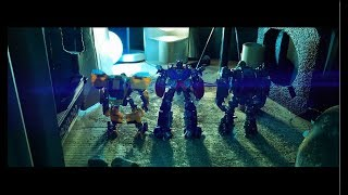 Transformers 5 Part 7 Stop Motion: Darkness Rising