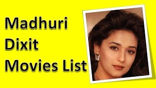 Madhuri Dixit Movies List