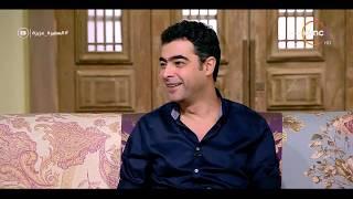 السفيرة عزيزة - الموسيقار/ هشام نزيه - يتحدث عن أسباب تأثره بالمشاهد وتأليفه للمقطوعة الموسيقية