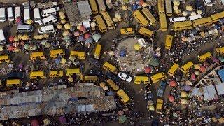 Uma das maiores cidades da Africa Lagos Nigeria, Pictures, Images, Tourism, Viagem, Passeio, Fotos