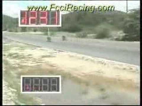 FCCI Dragbike HotShot 3