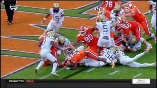 Pittsburgh Panthers at Clemson Tigers in 30 Minutes - 11/12/16