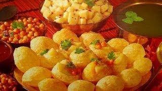 Pani Puri - Easy Recipe