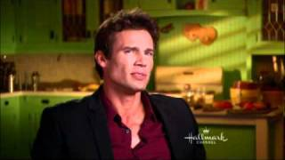 HALLMARK CHANNEL - ACCIDENTALLY IN LOVE - Ethan On Eddie's arc throughout the movie