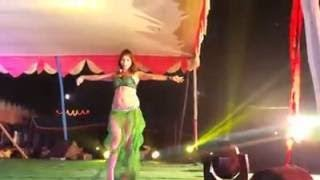 rk stra dj bhojpuri heena rani sexy dance stage arya nagar (gonda) up