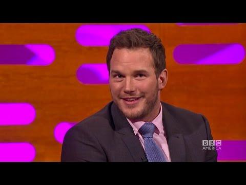 Chris Pratt s PERFECT English Accent The Graham Norton Show
