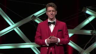 Why I chose to be an ethical hacker | Ruben van Vreeland | TEDxEindhoven