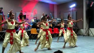 Sri Lankan Dance - Australian Day Celebration.MOV