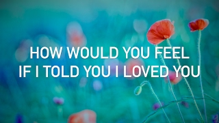 Ed Sheeran How Would You Feel Paean Live Acoustic With Lyrics