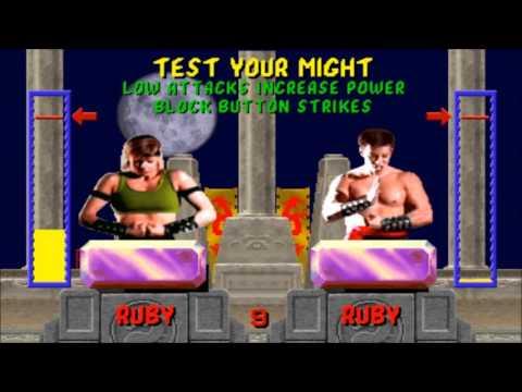 Xxx Mp4 Mortal Kombat 1 1992 Test Your Might All Trials 3gp Sex