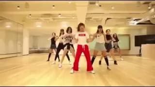 LUNA - Free Somebody dance practice(full ver.)