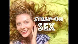 Strap-On Sex & Pegging - My Experience - Venus O'Hara Sex Toy Tester