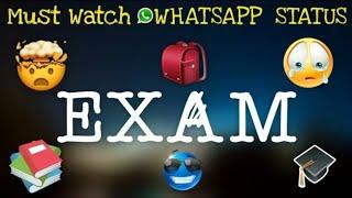 English me file jara sa song Exam status for whatsapp 2018