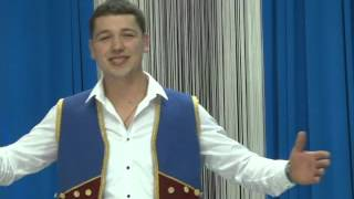 Krajiska grupa Manjaca - Udala se najdraza - Melodija Vam predstavlja (Tv Duga Plus 2016)