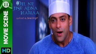What Salman Khan likes about Preity Zinta - Dil Ne Jise Apna Kahaa