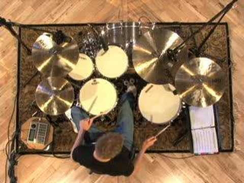 5/4 Odd Time Beats - Drum Lessons