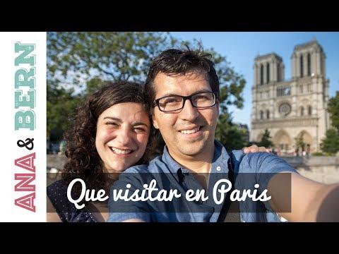 15 cosas que no te puedes perder en PARIS / Ana y Bern