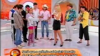 Eliana - Nina dança