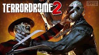 Terrordrome 2: Back in Development, & Demo Coming Soon!