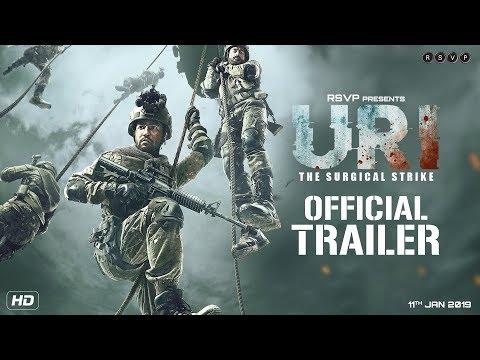 Xxx Mp4 URI Official Trailer Vicky Kaushal Yami Gautam Paresh Rawal Aditya Dhar 11th Jan 2019 3gp Sex