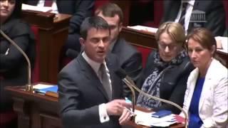 Manuel Valls serait-il possédé ?