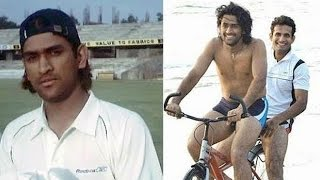 MS Dhoni's photos that will make you smile and nostalgic!