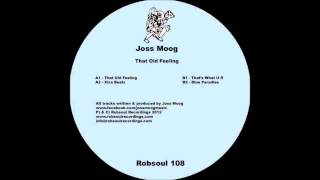 Joss Moog - Blue Paradise