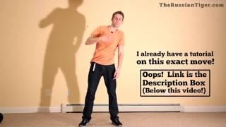 Basic Choreography Tutorial  DUBSTEP music, POPPING dance routine hip hop