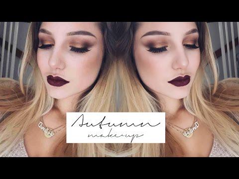 Autumn bold make- up look // CXC ❥