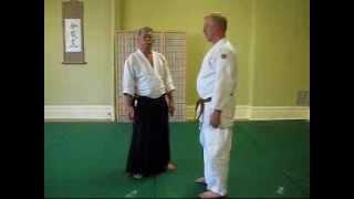 Shizentai Details - AAA 7th Kyu Ki Test and Exercise