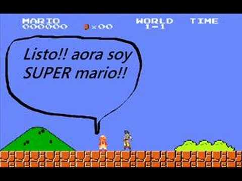 Mario vs goku Classic