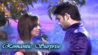 RK's Big Surprise For Madhubala on Karva Chauth