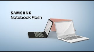 Samsung Notebook Flash: Full Feature Tour