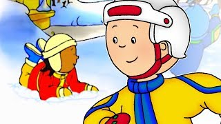 Cartoon | Caillou English Full Episodes - Caillou's Holiday 🎄 | NEW
